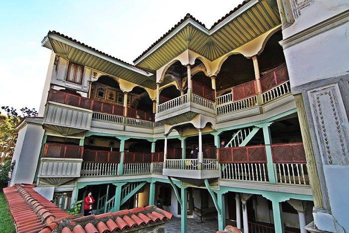 Birgi Cakiraga Mansion