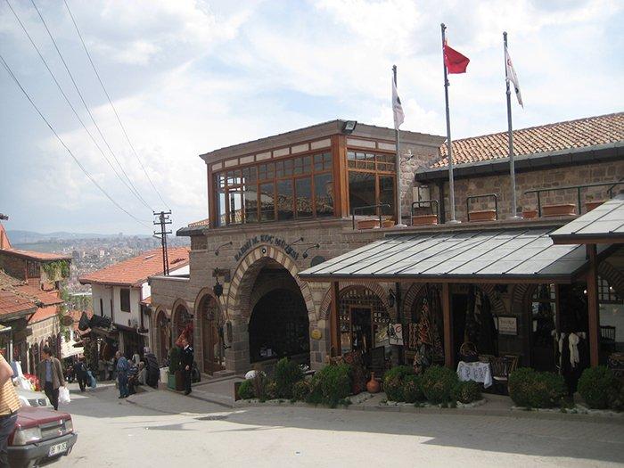 musée Rahmi M. Koç
