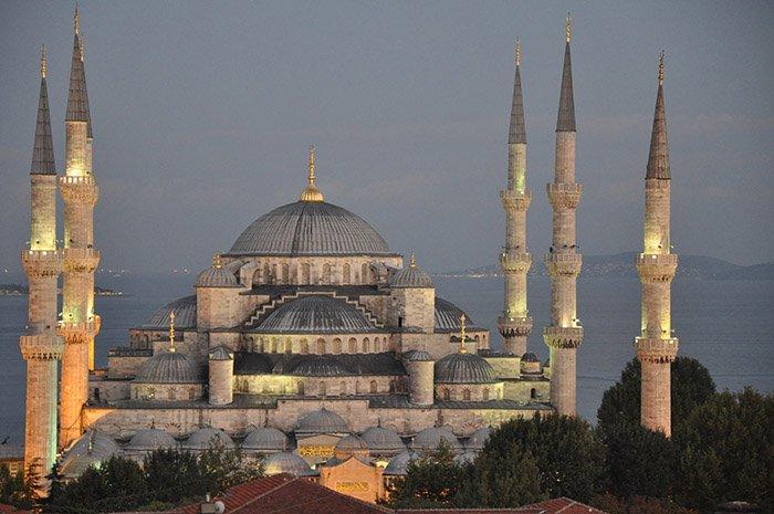 Mosquée Bleue (Sultan Ahmet Camii)