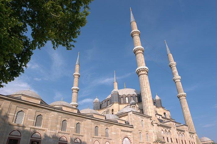 Selimiye Mosque - La mosquée Selimiye