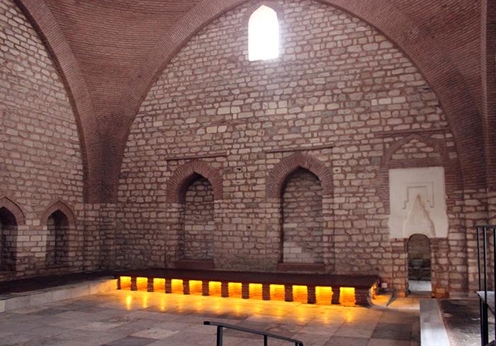 Tarihi Kara Mustafa Pasa Hamami - Le hammam historique de Kara Mustafa Pasha