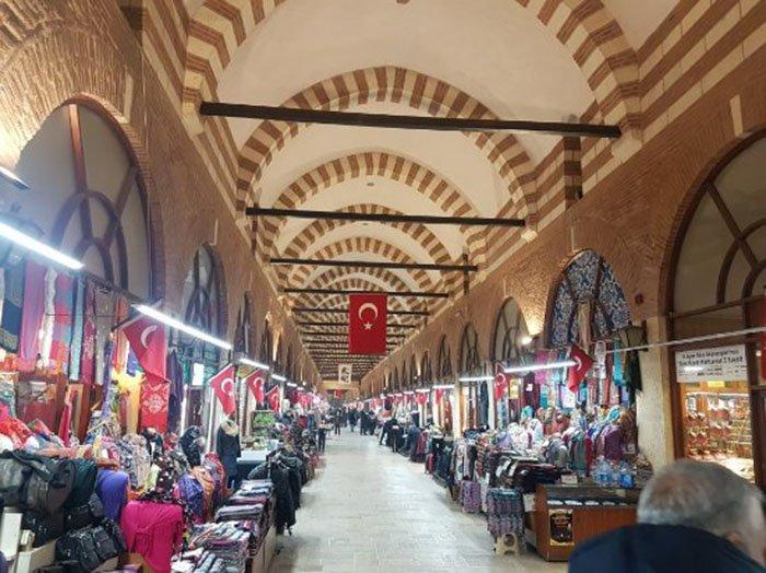 The Grand Bazaar of Edirne - grand bazar d'Edirne