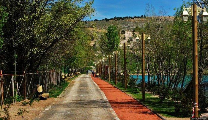 Turgut Ozal Tabiat Parki - parc naturel de Turgut Ozal Malatya