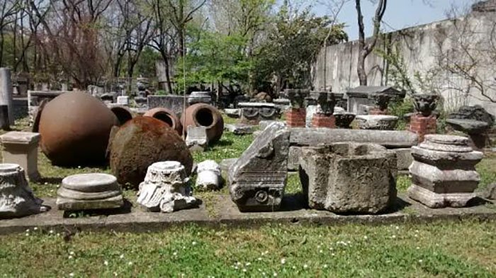 Archaeological museum bursa