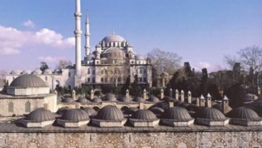 Fatih Mosque and Complex Istanbul