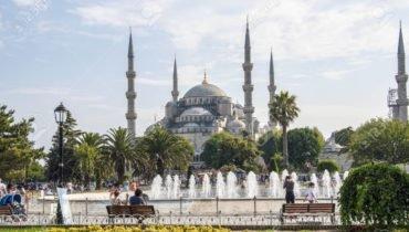 Le District de Sultanahmet à Istanbul