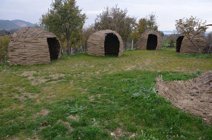 Aktopraklik Hoyuk Arkeopark Muzesi Bursa