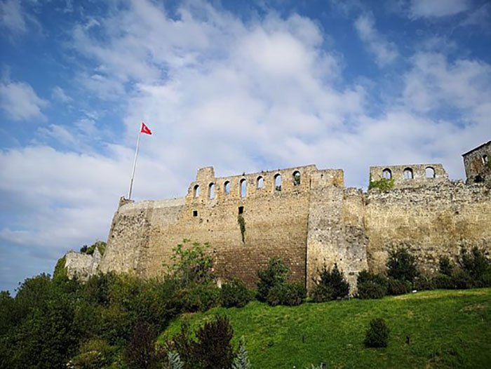 Castle of Trabzon