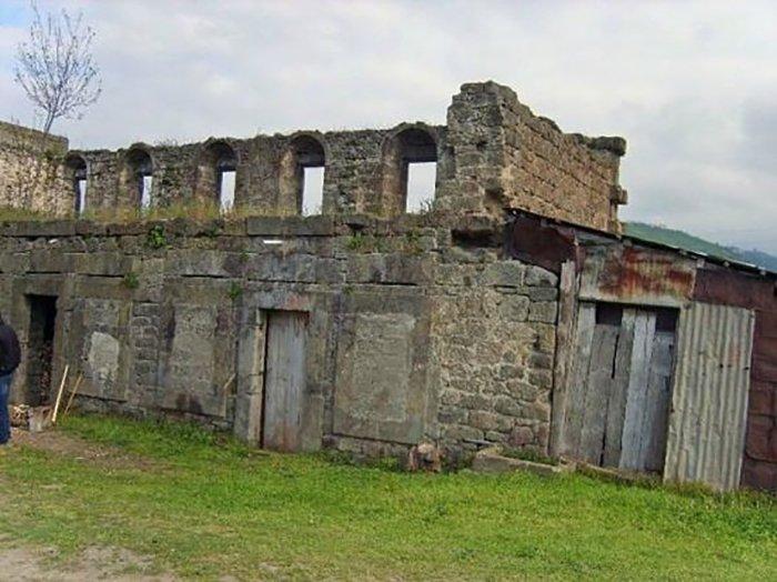Kaymakli Monastery Trabzon