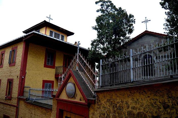 Santa Maria Kilisesi à Trabzon