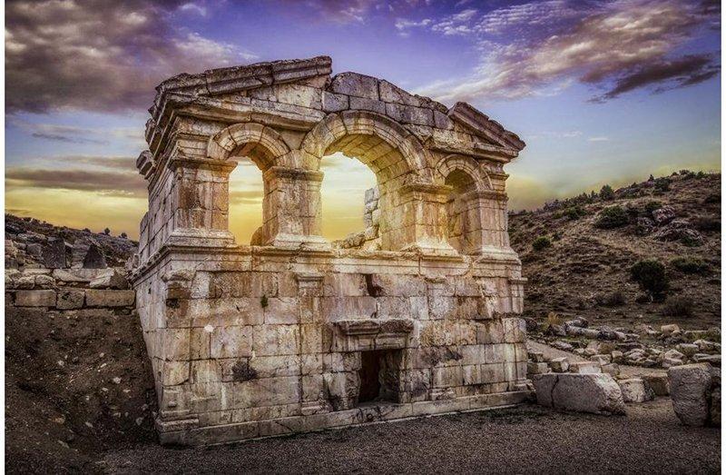 Sar ruins Adana