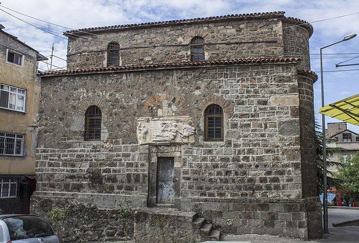 St Anne's Church à Trabzon