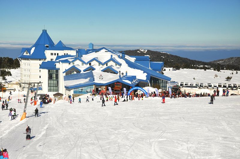Uludag ski resort bursa