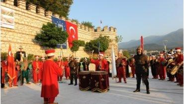 Kestel Kalesi Voyage Turquie Bursa