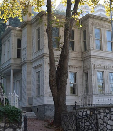 Forestry museum Bursa