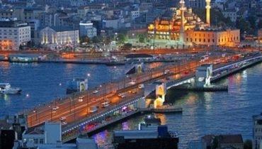 Galata Köprüsü Istanbul