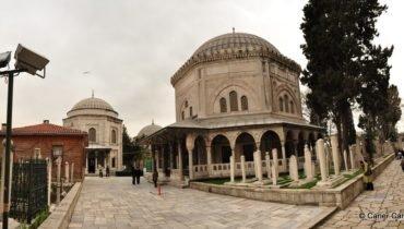 Kanuni Sultan Suleyman Turbesi Istanbul