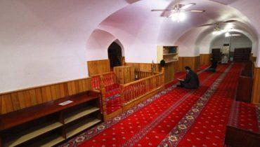 Yeralti Camii Istanbul