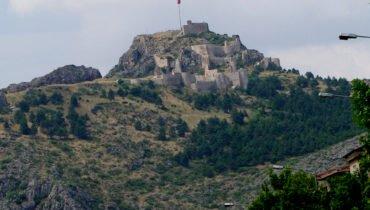 Amasya Castle Turquie
