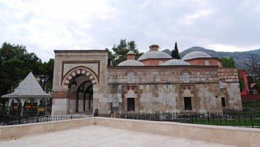 Bayezid Pasa Camii, Amasya, turquie