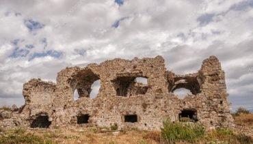 Bizans Hastanesi Sidé Turquie