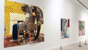 Family Art Gallery Istanbul: Une galerie de 1 800 pieds carrés