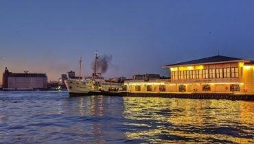 Activités à Istanbul: Kadikoy Iskelesi