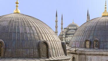 Mosquée Kemankes Kara Mustafa Pasha à Istanbul