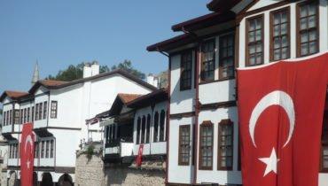 Sehzadeler Museum Amasya Turquie