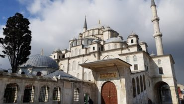 Selcuk sultan mosque