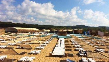 Suma beach Istanbul: L'alliance musique et plage