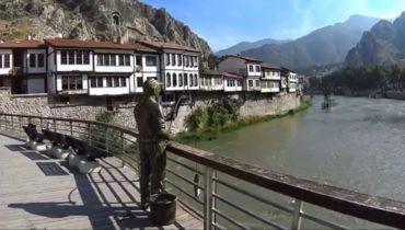 Yaliboyu Evleri, Amasya, turquie