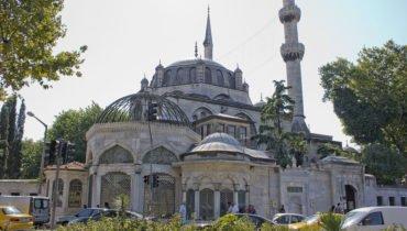Yeni Valide Mosque Complex à Istanbul