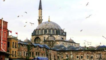 Rüstem Pasha Mosque Istanbul