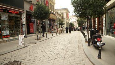 Galipdede Caddesi Istanbul
