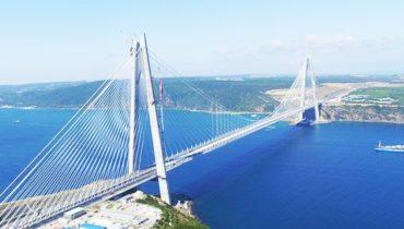 Le pont Yavuz Sultan Selim Koprusu Istanbul