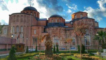 La mosquée Zeyrek ou Zeyrek Camii Istanbul