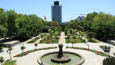Taksim Gezi Park Istanbul