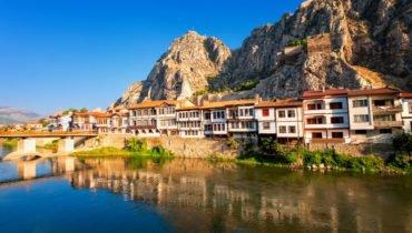 Amasya, la ville impériale