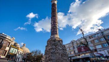 Cemberlitas Sutunu Istanbul