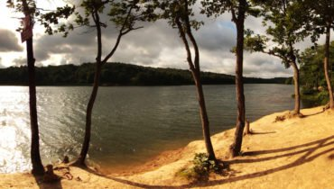 Gokturk Goleti Milli Parkı