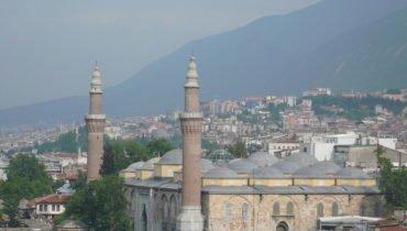 La grande mosquée de Bursa