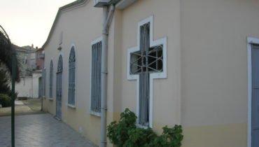Panagia Vlaherna Meryem Ana Church Istanbul