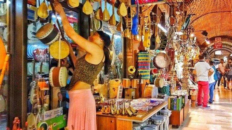 Kemeralti Market Izmir