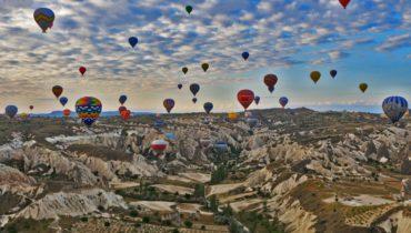 Vacances entre hier et demain dans la dynamique et historique Turquie